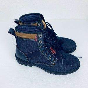 Levis Comfrot Insole High Shock Absorption Denim M
